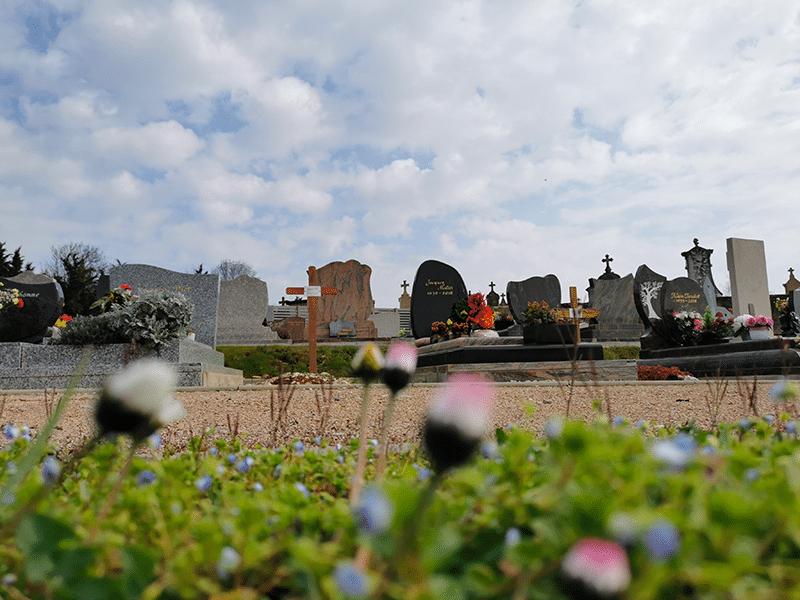 cimetière  de Meximieux