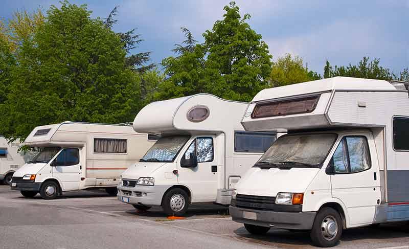 camping car Meximieux